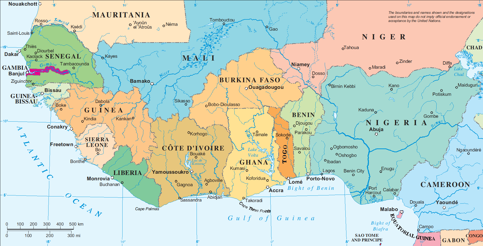 Benin Physical Map entity relationship diagram sample
